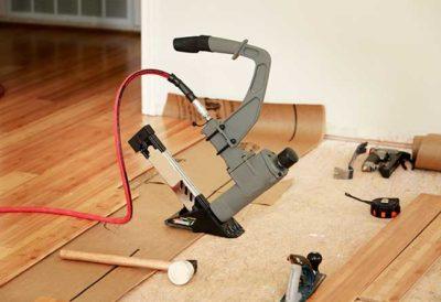 Flooring Insallation